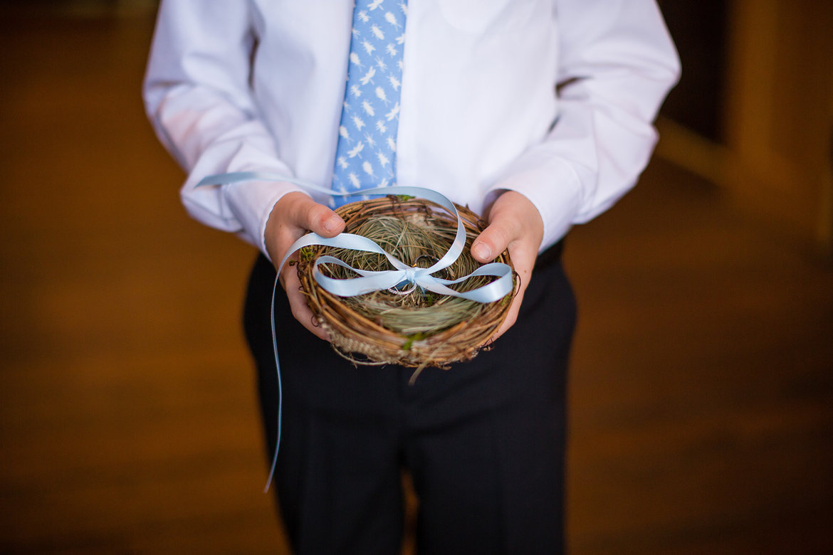 ring bearer bowl