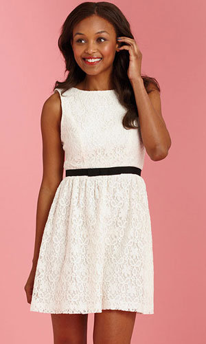 Wedding Shower Dress Bridal Shower Summer Dress Sweet White