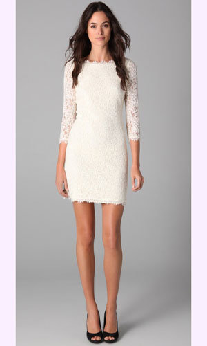 Seeing White Stunning Bridal Shower Dresses BridalGuide