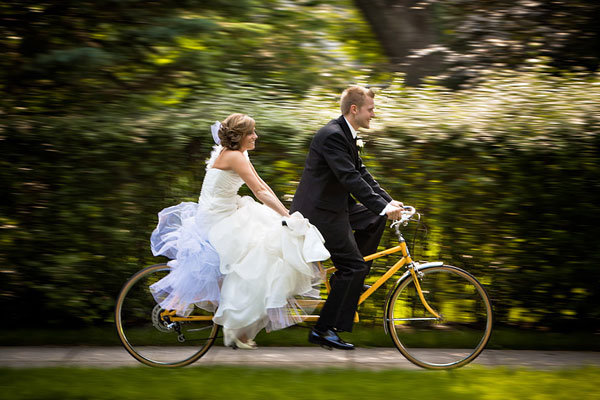 Exit Your Wedding In Style