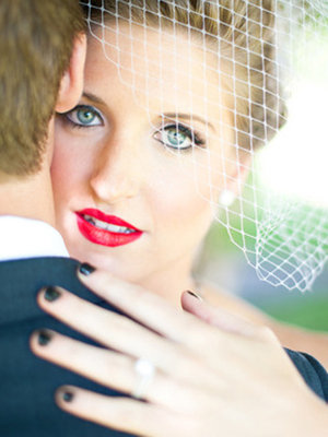 red-lip-wedding-day-makeup
