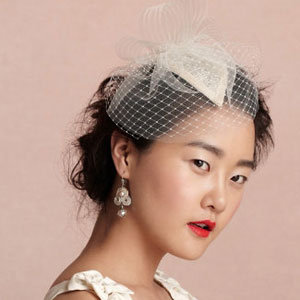 vintage headpiece