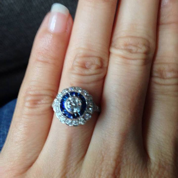 Should You Choose A Colored Gemstone Engagement Ring