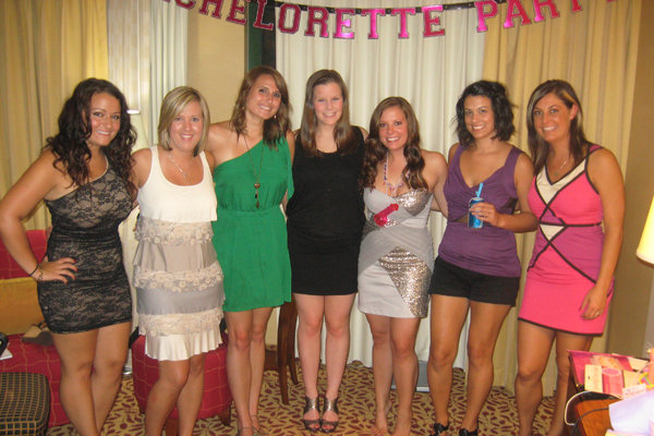 nikki stroud bachelorette party