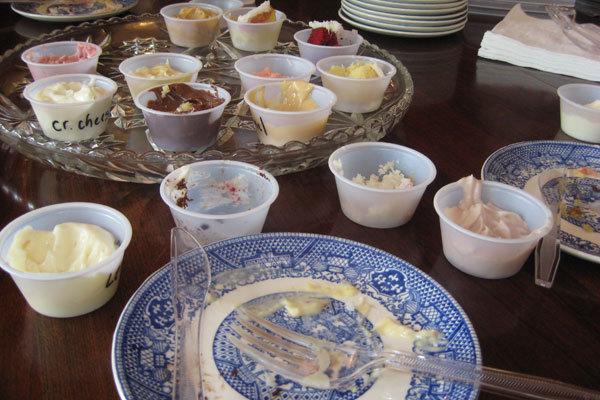 Photo Diary: Adventures In Cake Tasting