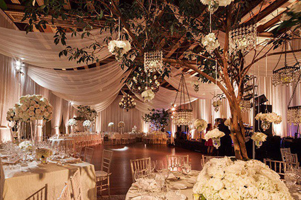 How To Add Personality To A Ballroom Wedding Bridalguide