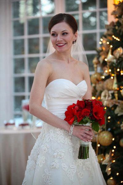 Festive Christmas Wedding Ideas - Weddings
