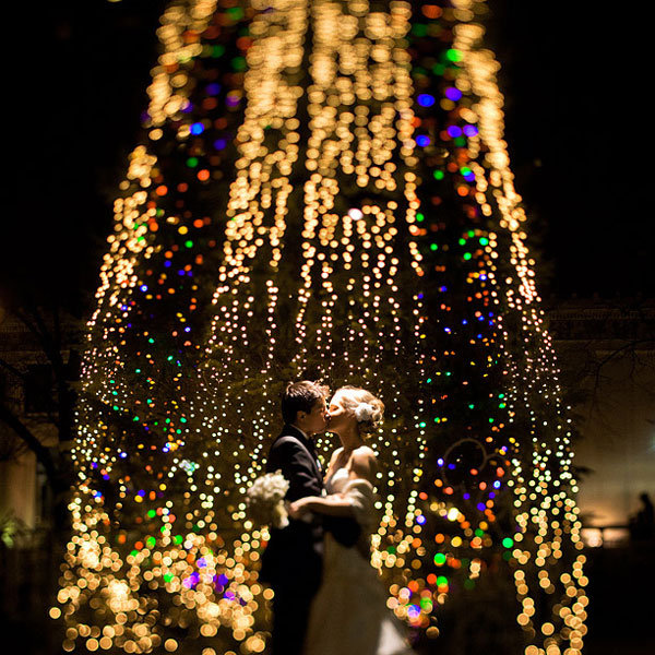 A Christmas Wedding: Festive Christmas Wedding Ideas