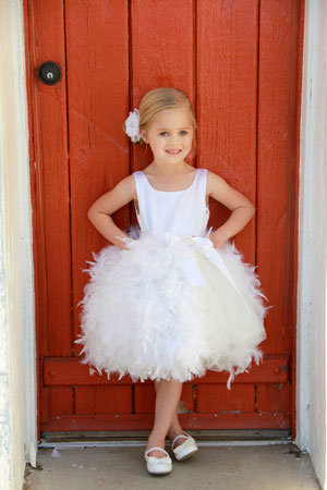 flower girl dress for wedding