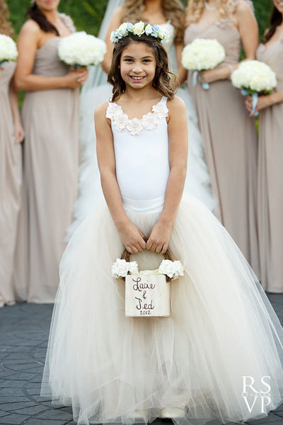 Flower Girl Dresses And Accessories 94