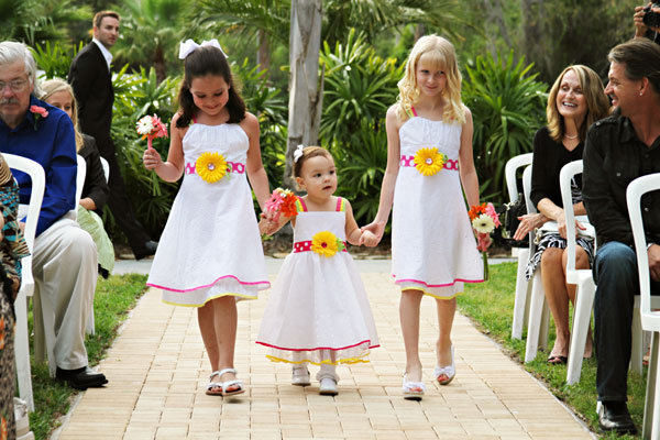 Adorable flower girl dresses and accessories bridalguide photo credit heather rice photography mightylinksfo