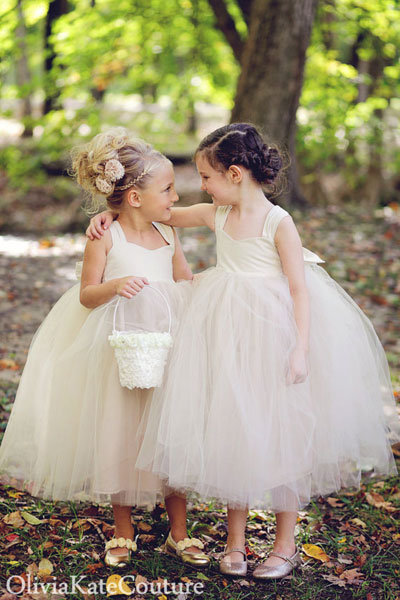 Flower Girl Dresses And Accessories 33