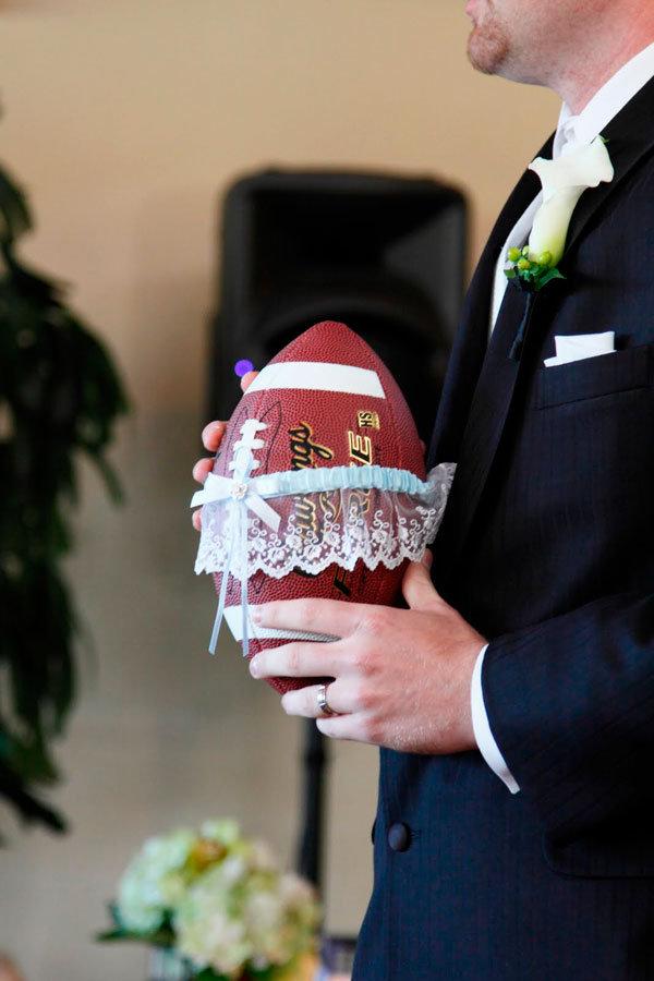 Touchdown Football Themed Weddings Bridalguide