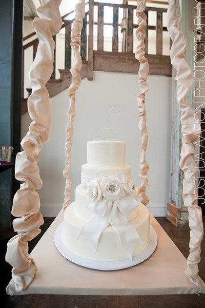 Trend We Love GravityDefying Wedding Cakes – Cake Chandelier