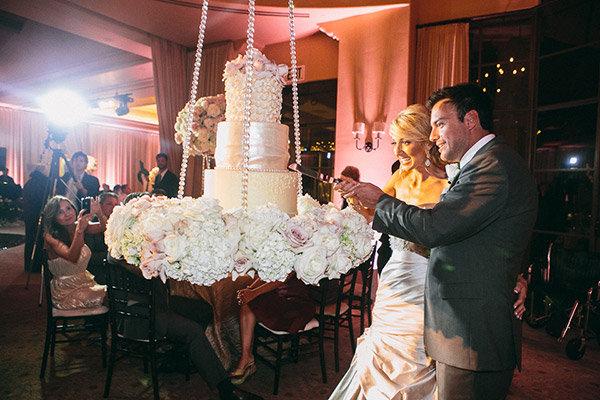 Cuoco Wedding Cake