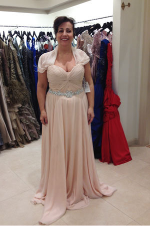 Photo Diary One Mom S Dress Shopping Experience Bridalguide