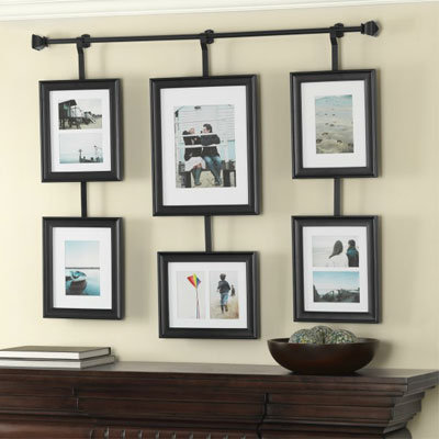 bed bath and beyond wall solutions frame set
