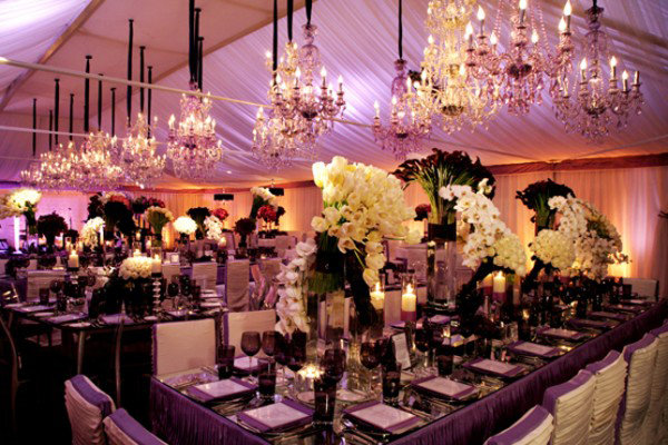 Tent Wedding Decor - Reception Decor | Wedding Planning, Ideas