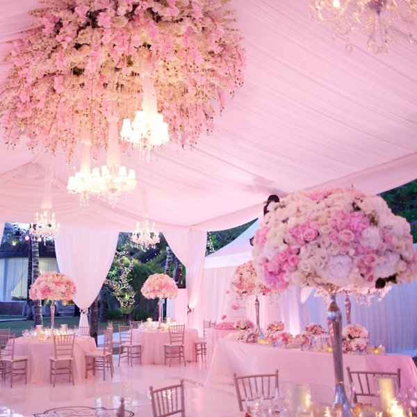 Wedding Reception Hanging Decorations : Memorable wedding ideas for planning an outdoor