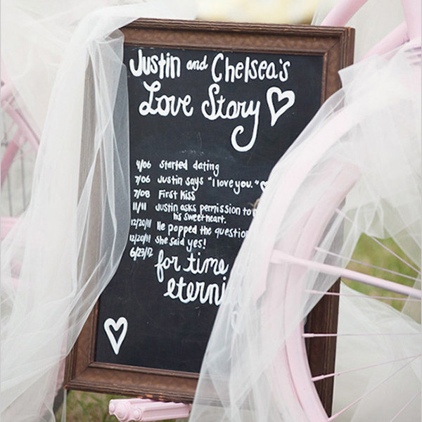 love story decor