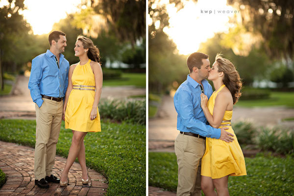 What to Wear to Your Engagement Shoot | BridalGuide