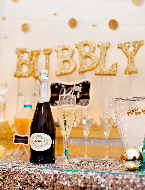How to throw a winter glam bachelorette party bridalguide for Winter bachelorette party ideas