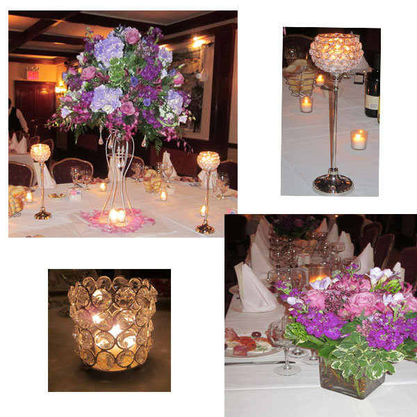 5 ways to create stunning decor bridalguide - Engagement party decoration ideas home property ...