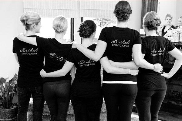 5 fun bachelorette party ideas bridalguide for Bridal shower t shirt sayings