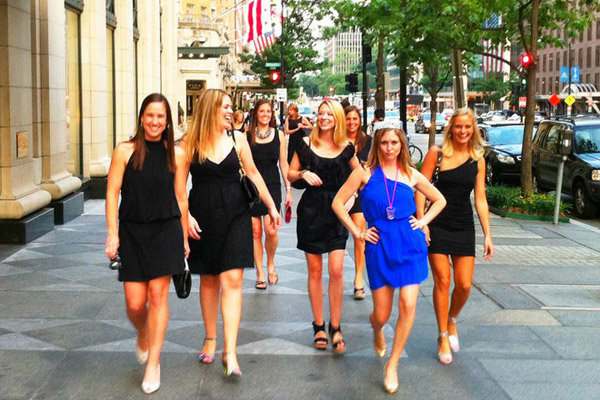 5 Fun Bachelorette Party Ideas | BridalGuide