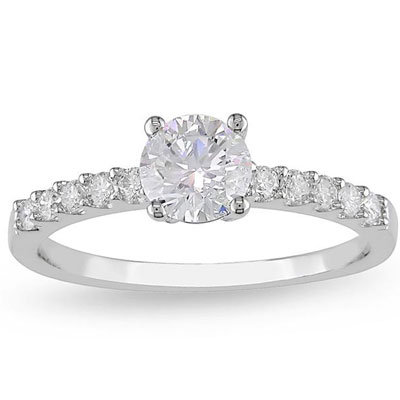 overstock engagement rings