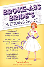 broke ass bride wedding guide