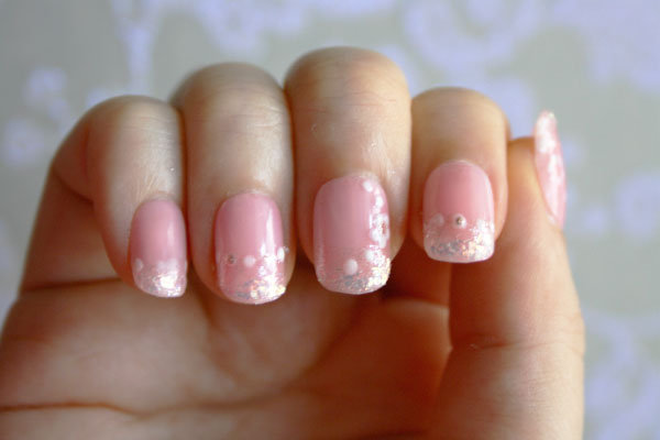 DIY We Love: Bridal Nail Art | BridalGuide