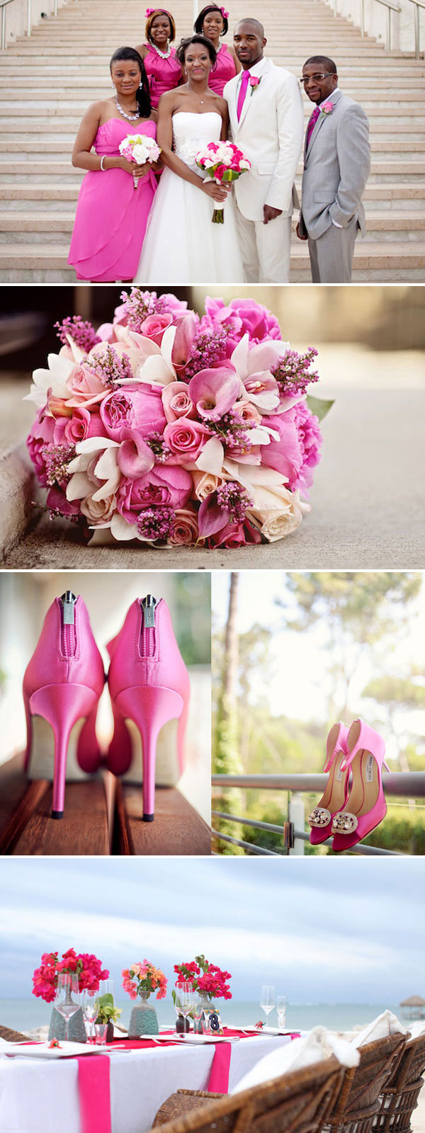 What Your Wedding Color Says About Your Personality | BridalGuide