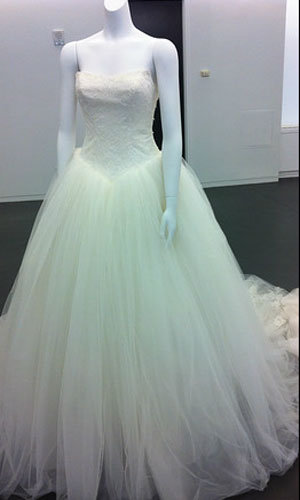 New Vera Wang Gowns for $1,500 (and Under) | BridalGuide