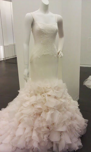 New Vera Wang Gowns For 1 500 And Under Bridalguide