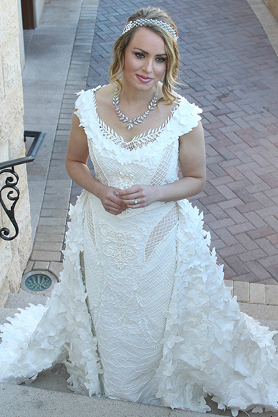 Unbelievable Wedding Dresses Made Of Toilet Paper Bridalguide