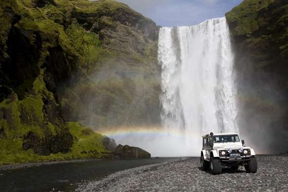 Mountain Excursion Jeep Tour Iceland
