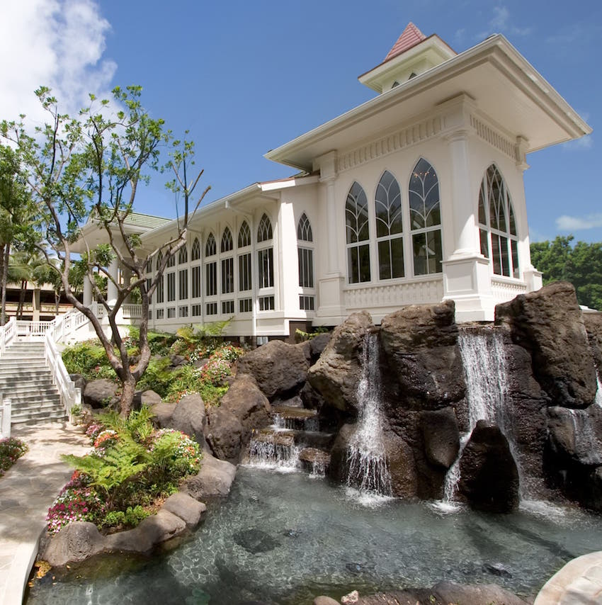Waikiki Beach Wedding Ceremony: Wedding Chapels Around The World Page 2