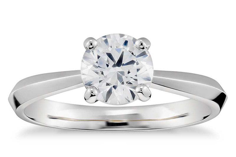Zac Posen Engagement Ring Blue Nile