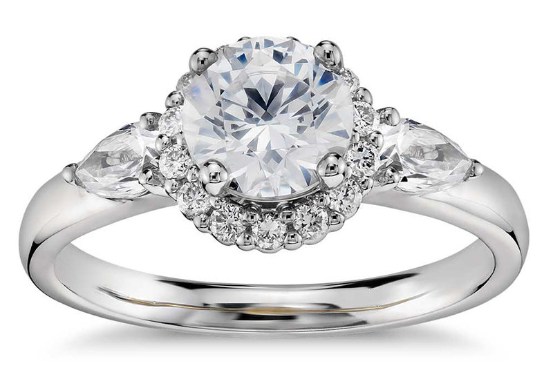 First Look Zac Posen s New Engagement Rings for Blue Nile