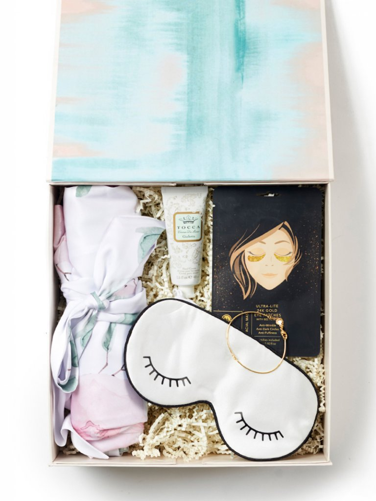 Brideside Pamper White Box