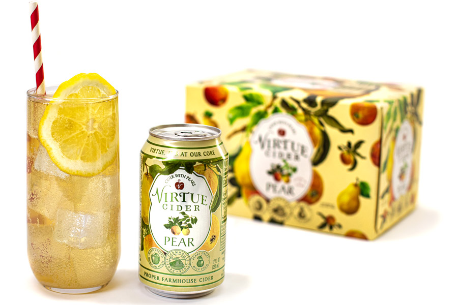 Virtue Cider Pear
