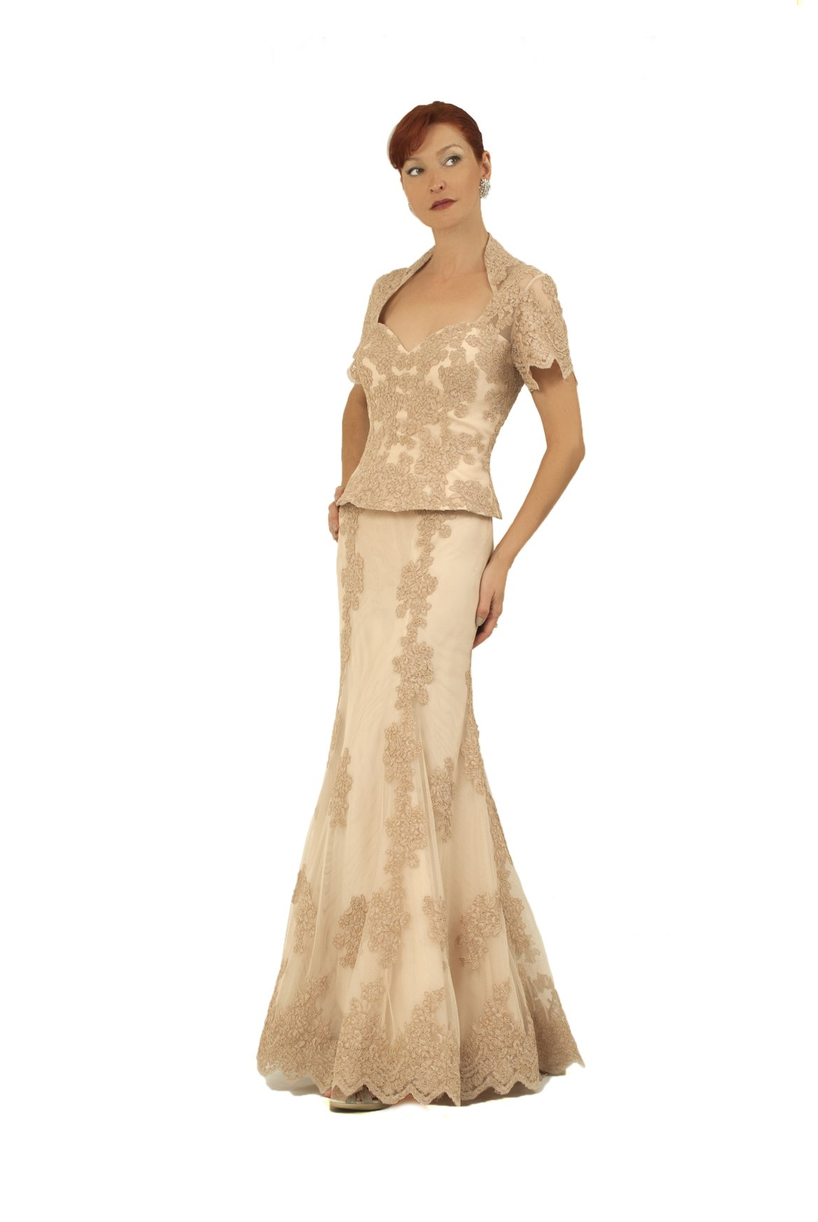 ec36d269554 The Most Flattering Mother-of-the-Bride Dresses