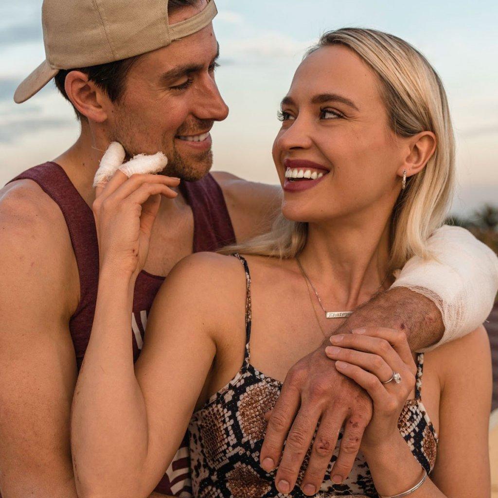 Kat and Gavin Mt. Kilamanjaro Proposal