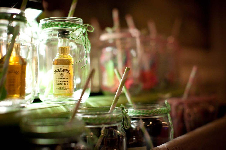 Jack Daniels Wedding Favors