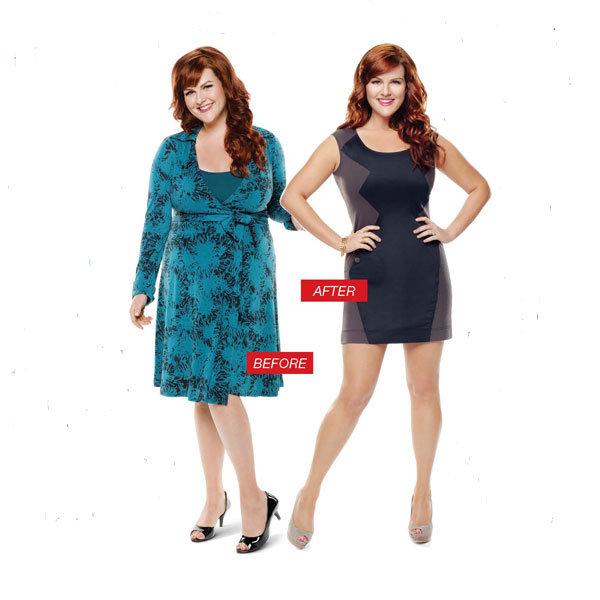 Sara Rue losing weight