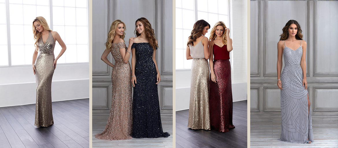 20 Glam Gowns that your Bridesmaids will Love
