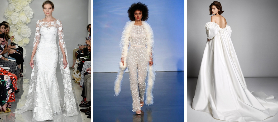 Top Picks from New York Bridal Fashion Week