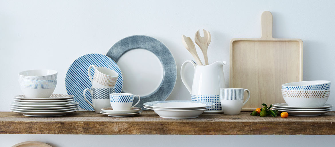 Casual Dinnerware: Noritake Hammock Collection