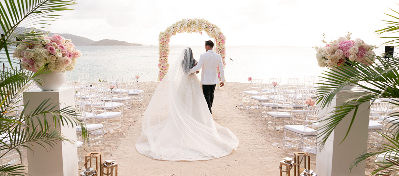 british virgin islands destination wedding